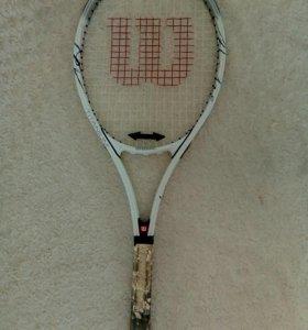 Ракетка для большого тенниса детская Wilson