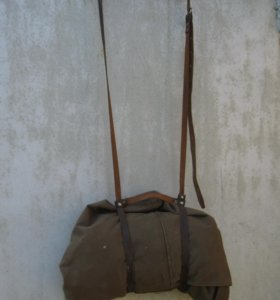 Плащ палатка офицерская времён СССР