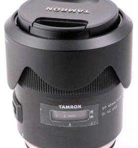 Tamron SP 45mm 1.8