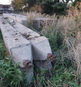 Сваи гидротехн ческие, мостовые С-22×6