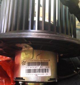 Мотор печки ВАЗ-21110-8118020