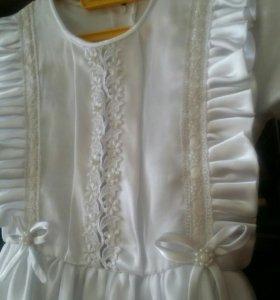 Платье от 5-7лет