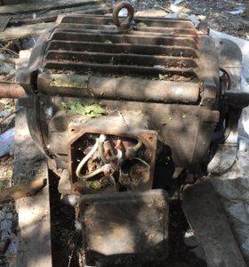 Двигатель асинхронный 30 кВт 1450 об. мин.