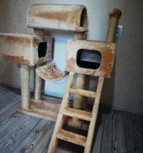 Дом-когтеточка