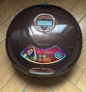 Робот пылесос Redmond rv-r400
