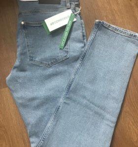 Новые мужские джинсы H&M Slim на наш 48 (М)