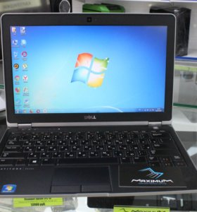 Ноутбук Dell E6230 i5 / 4Gb / SSD128 / FullHD