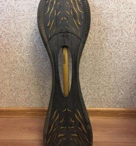 Двухколёсный скейт OXELO