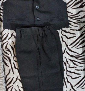 Детский костюм-двойка для торжеств на мальчика