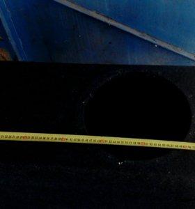Короб под 12 на трубе