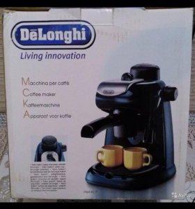 Бойлерная кофеварка Delonghi EC 5 цена