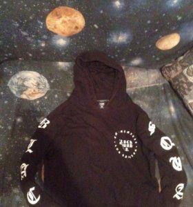 Кофта с капюшоном 'FSBN Black Squad'