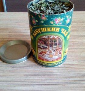 сухая мелисса для добавки в чай