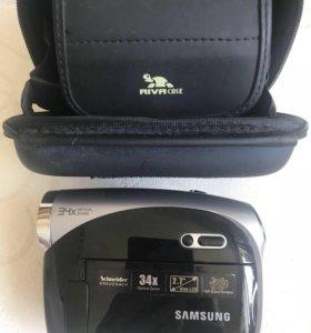 Видеокамера Samsung VP-DX 103I 34X