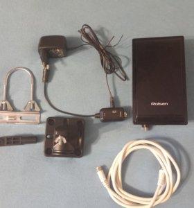 Антенна комнатная DVB T2 Rolsen RDA-200