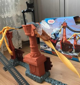 "Thomas friends ""Крушение корабля»"