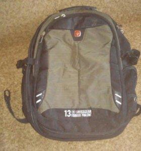 Рюкзак swissgear с ортопедической спинкой