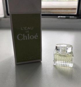 Туалетная вода Chloe 5 ml