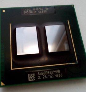 Intel Quad Core q9100 (12M Cache, 2.26 GHz, 1066 M