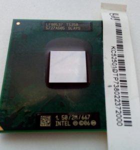 Intel Core 2 Duo T5250 2M Cache, 1.50 GHz, 667 MHz