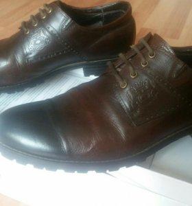 Туфли полуботинки Dino Ricci