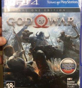Got of war 4 PS4