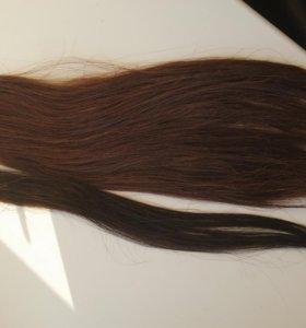 Волосы для наращивания/ Славянка