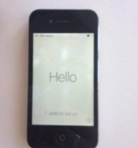 Продам iPhone 4s на 8 гиг