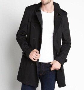 Мужской тренч (плащ, куртка, пиджак)