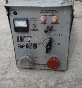 Сварочный аппарат ИСТ 160.