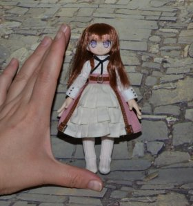 Azone 1/12 Lil` Fairy -Small Small Maid Luti