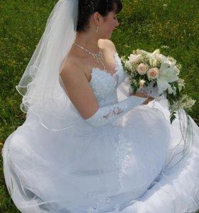 Свадебное шнуровка корсет 42-48