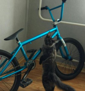 Велосипед bmx haro solo premium