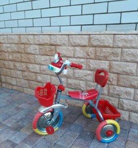 Детсктй велосипед