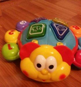 """Интерактивная игрушка """"Весёлый жук"""""""
