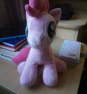 My little pony Пинки пай игрушка