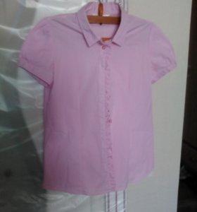 Рубашка для школы новая
