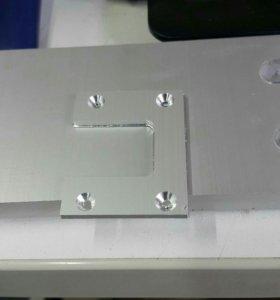 Изготовление изделий на ЧПУ фрезере
