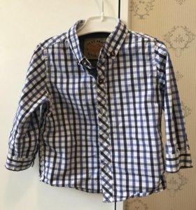Рубашка детская Next 80