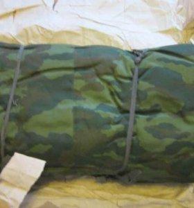 Военно-полевых зимних камуфляжной комплект