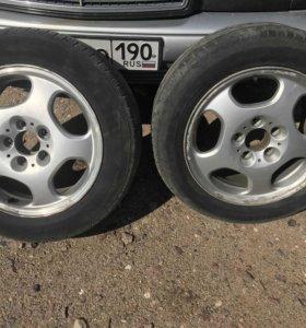 Колеса Mercedes R16