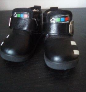 Детские ботинки (новые)