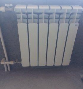 Продаю новый радиатор