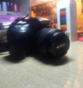Nikon D3300 ищет новых хозяев