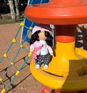 Кукла, Тильда, игрушка