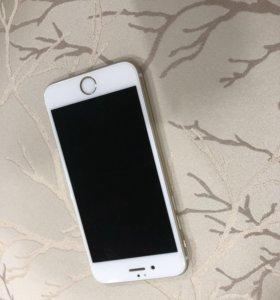 Айфон 6 +набор чехлов + 3д защитное стекло