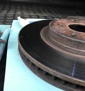 Тормозные диски Toyota Camry v40