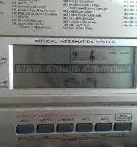 Синтезатор ik-270