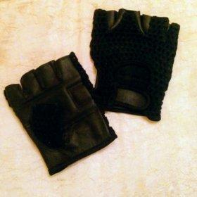 Перчатки новые для штанги L