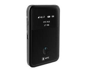 Мобильный Wi-Fi роутер 4G+ от МТС